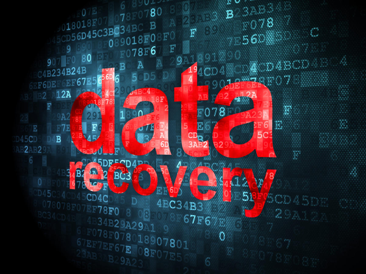 Data Recovery in Windows-10