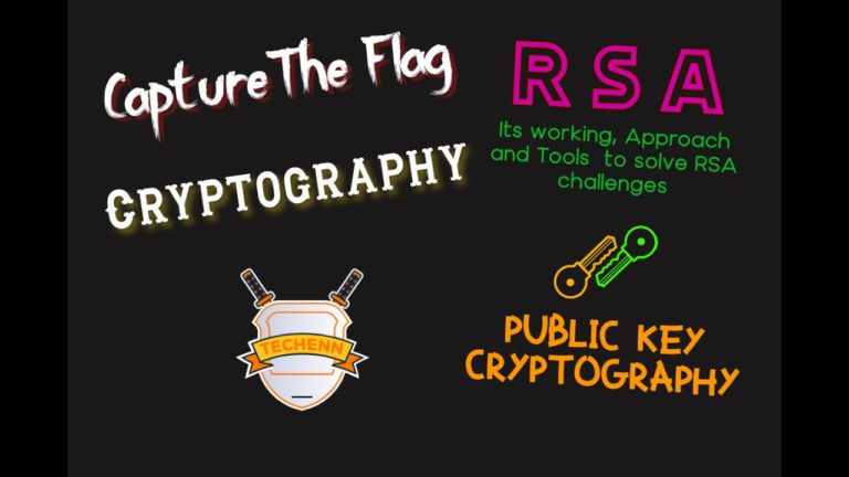 How to solve RSA Crypto Challenges in CTF'S..!